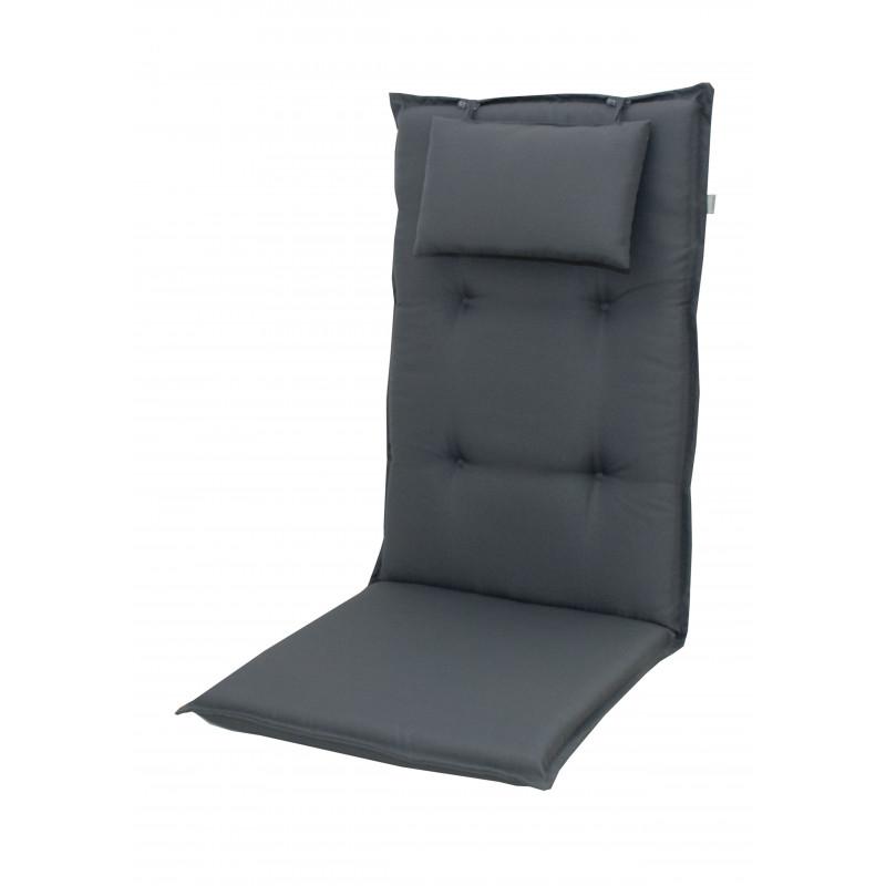 BRILLANT 7840 vysoký - polstr na židli a křeslo