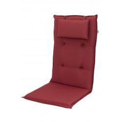 BRILLANT 8833 vysoký - polstr na židli a křeslo s podhlavníkem