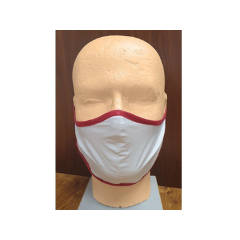 Antibakteriální obličejová rouška sada 5 ks  (dámská velikost)