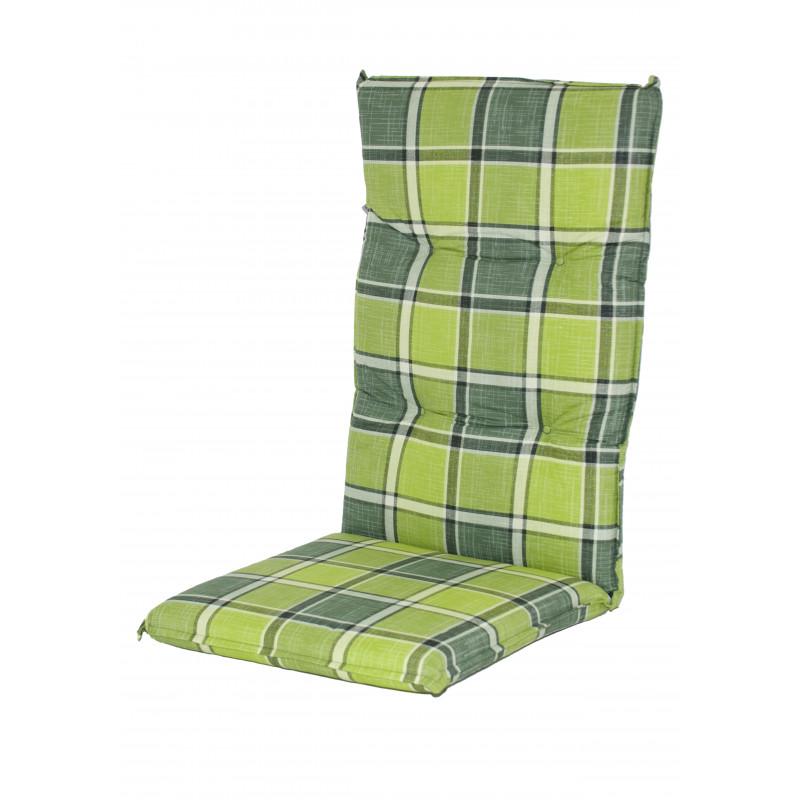 LIVING 5911 vysoký - polstr na židli a křeslo