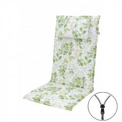 ELEGANT 2233 vysoký - polstr na židli a křeslo s podhlavníkem