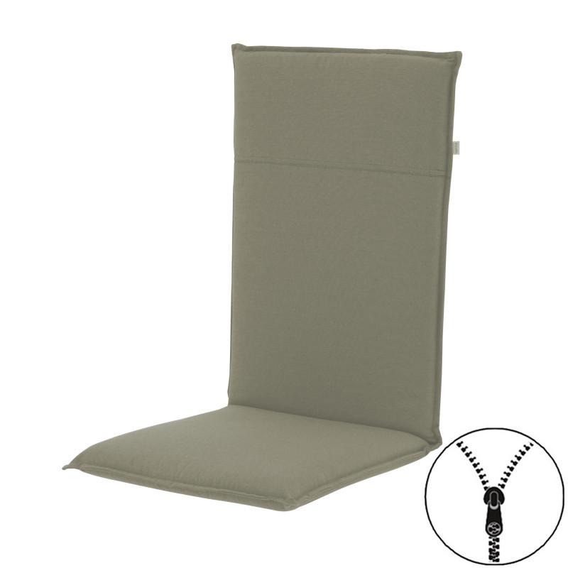 EXPERT 2429 vysoký - polstr na židli a křeslo
