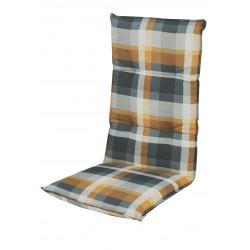 LIVING 2609 vysoký - polstr na židli a křeslo