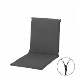 STAR UNI se zipem 7777 nízký - polstr na židli a křeslo