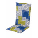 MOTION XL 8605 vysoký - polstr na židli a křeslo