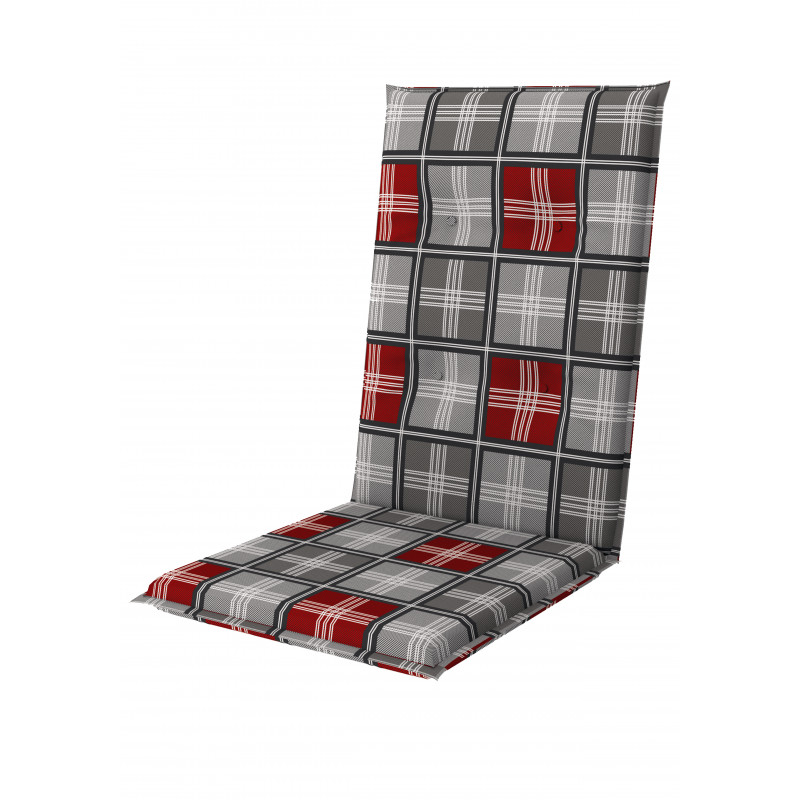 MOTION XL 1117 vysoký - polstr na židli a křeslo