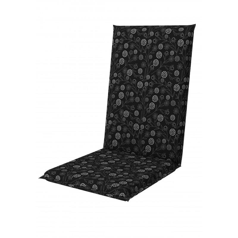LIVING 1113 vysoký - polstr na židli a křeslo
