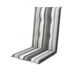 LIVING 9140 vysoký - polstr na židli a křeslo