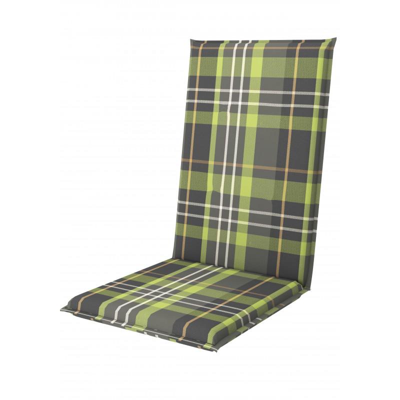 LIVING 2902 vysoký - polstr na židli a křeslo
