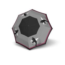 Fiber Flex AC Cozy Cat- dámský holový vystřelovací deštník