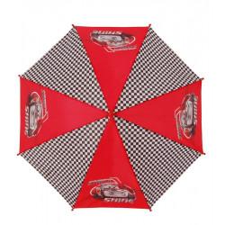 Holový deštník vystřelovací dětský auta