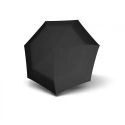 Carbonsteel Mini XS UNI Black - dámský plně automatický skládací deštník
