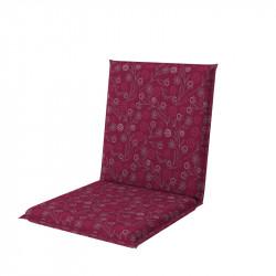 LIVING 1114 nízký - polstr na židli a křeslo