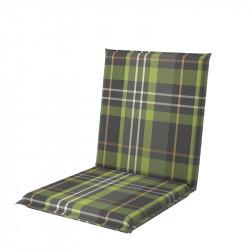 LIVING 2902 nízký - polstr na židli a křeslo