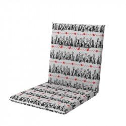SPOT 1109 nízký - polstr na židli a křeslo
