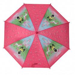 Doogy Princezna - dětský holový deštník