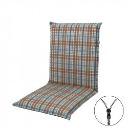 LIVING DE LUXE 9023/2074 nízký – polstr na židli a křeslo