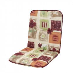 BASIC 66 nízký – polstr na židli a křeslo