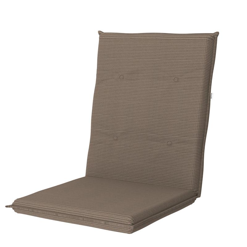 STAR 7046 nízký - polstr na židli a křeslo
