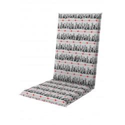SPOT 1109 vysoký - polstr na židli a křeslo
