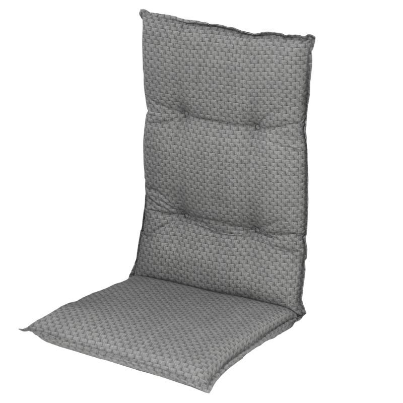 LIVING 2909 vysoký - polstr na židli a křeslo