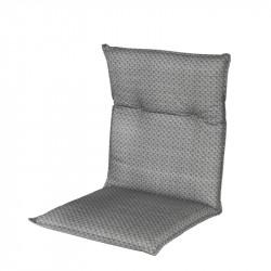 LIVING 2909 nízký - polstr na židli a křeslo