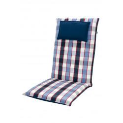 LIVING DE LUXE 5013K vysoký – polstr na křesla a židle