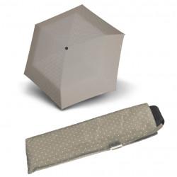 Carbonsteel Mini Slim Chic - dámský skládací plochý deštník