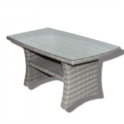 Stolek BARI - zahradní ratanový stolek