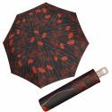 Magic Mini Carbon Big Romance - dámský plně automatický deštník