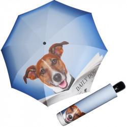 Modern Art DAILY DOG - dámský plně automatický deštník