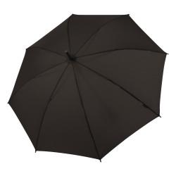 Hit Stick Long Automatic BLACK - dámský holový vystřelovací deštník