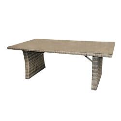 ROM - ratanový stůl 200x100x74cm