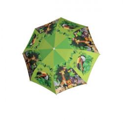 Jungle - dětský holový vystřelovací deštník
