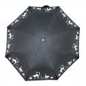 Magic Fiber kočky - dámský plně automatický deštník