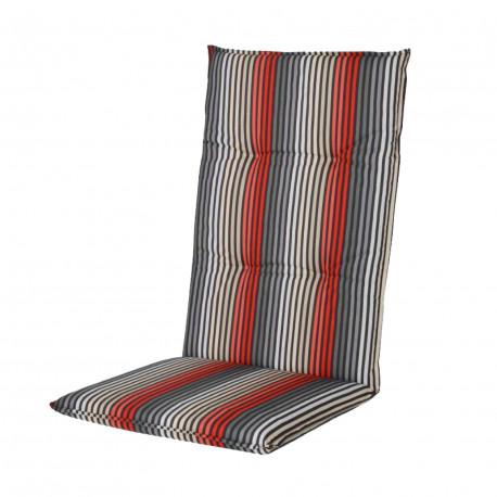 LONDON 5125 vysoký – polstr na křesla a židle