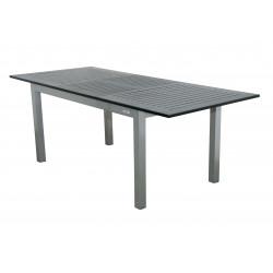 DETROIT - hliníkový stůl rozkládací 150/210x90x75m