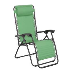Křeslo Relax zelené