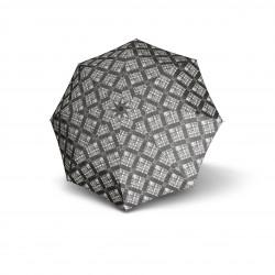 Mini Fiber Kare - dámský mechanický skládací deštník