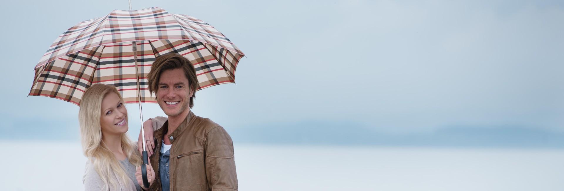 Kvalitní deštníky Doppler